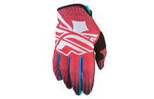 Fly Racing Lite Gants longs rouge/blanc